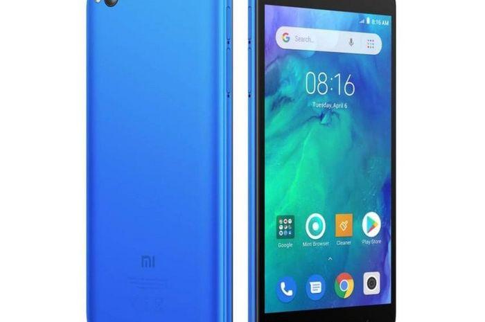 Lepas dari Xiaomi, Kini Hadir Redmi Go Berbasis Android Murni Seharga Rp 1,2 Juta