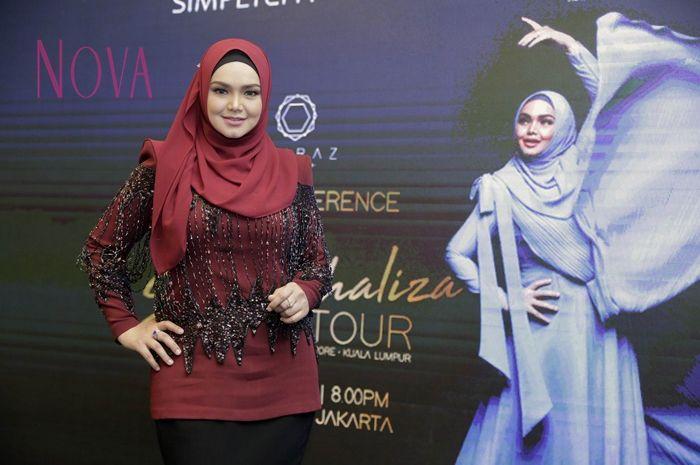 Sudah 50 Kali Konser Tunggal, Siti Nurhaliza Belum Juga Puas, Mengapa?