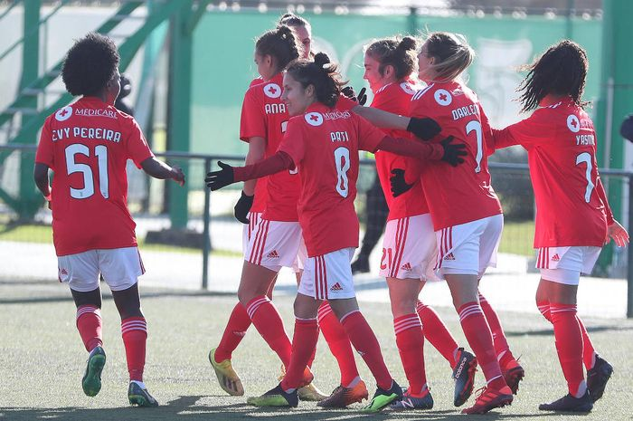 Tim sepak bola putri Benfica