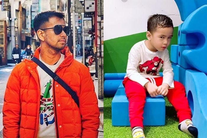 Anak Raffi Ahmad, Rafathar Beri Kado Spesial untuk Sang Ayah