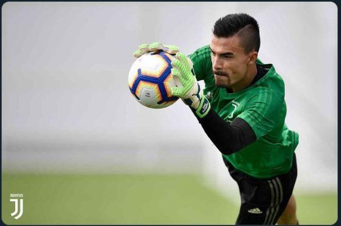 Kiper Juventus, Emil Audero Mulyadi.