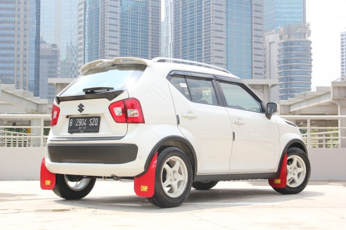 Rally style untuk Ignis, keren!