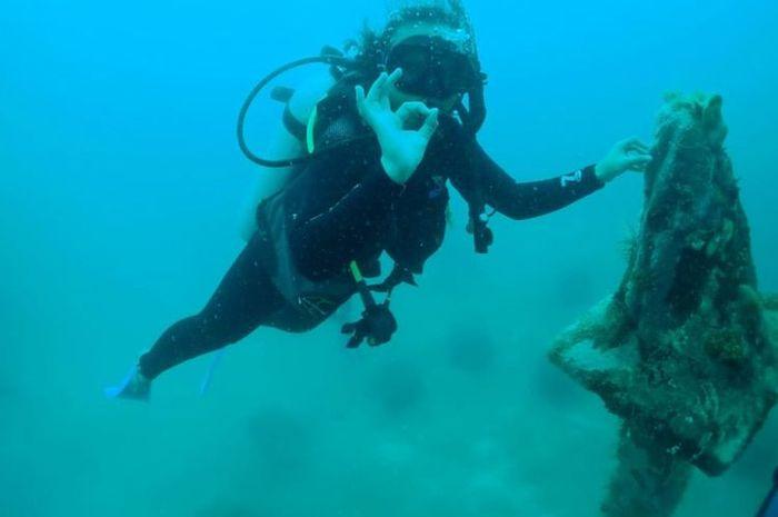 Image result for laut kepulauan seribu