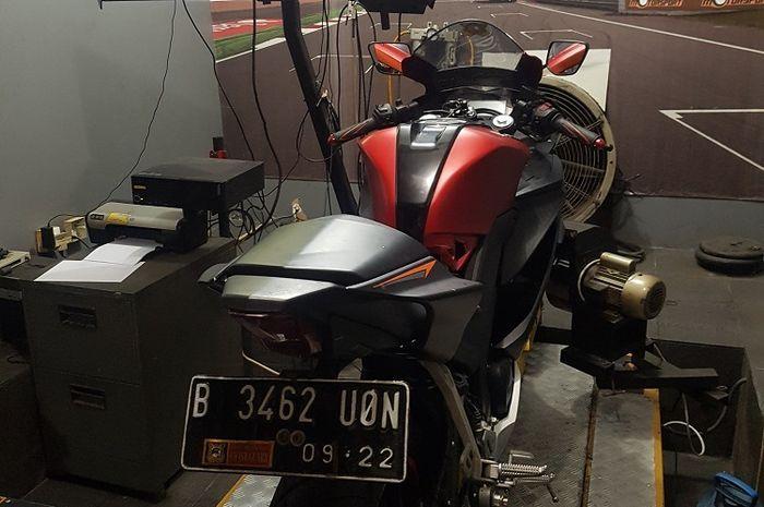 Upgrade Performa All New Yamaha R15