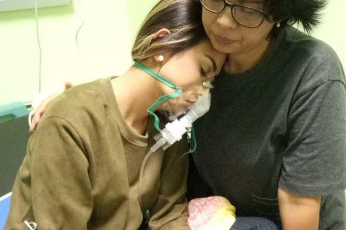 Resmi Masuk Bui, Vanessa Angel Berpikir Ingin Bunuh Diri: Aku Nyusul Mama Aja...