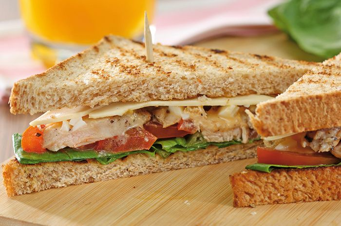 Resep Membuat Grilled Chicken Sandwich