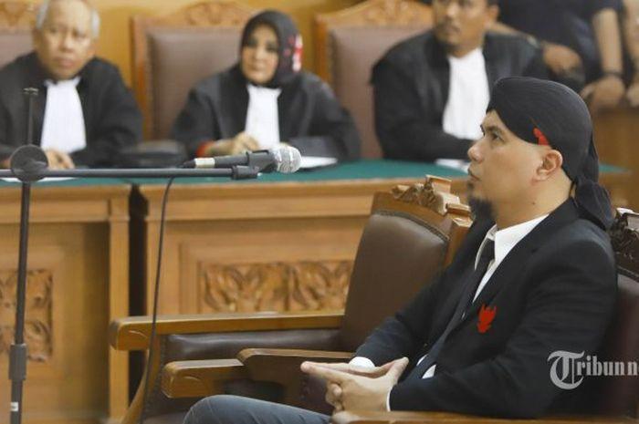 Terjerat Kasus Hukum Lain, Ahmad Dhani Harus Dipindah dari LP Cipinang ke Rutan Medaeng, Surabaya