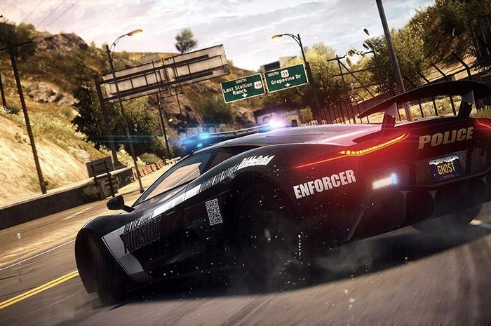 Need for Speed: Rival