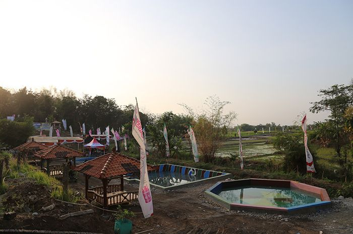 Camp Bell Ii Edu Park Wisata Edukatif Nan Inovatif Di