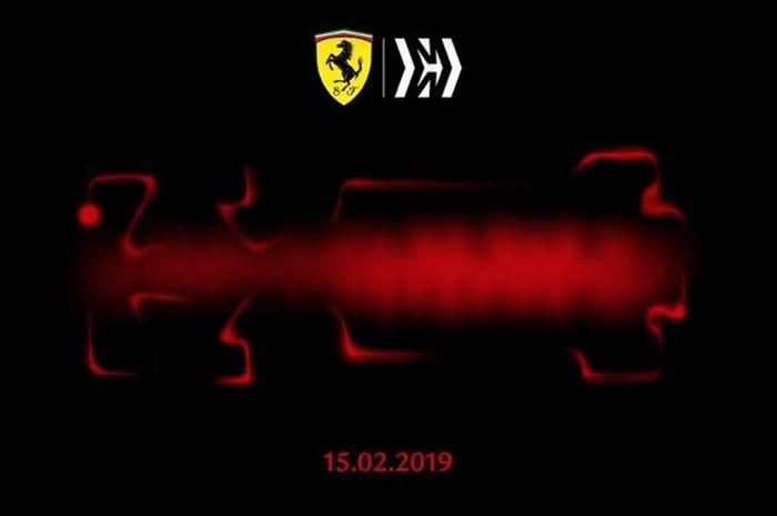Ferrari, jelang launching mobil barunya musim 2019