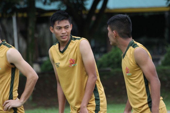 Vava Mario Yagalo memutuskan untuk keluar dari Persija Jakarta dan bergabung dengan Tira Persikabo