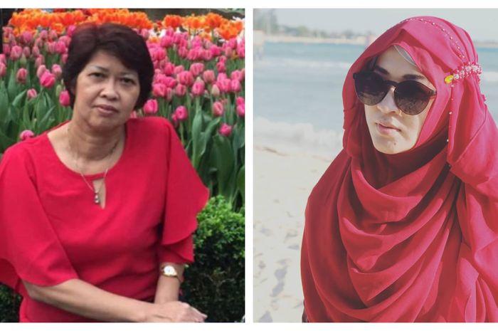 Kabar Duka Datang Dari Keluarga Okie Agustina, Ibunda Tercinta Meninggal Dunia Pagi Ini