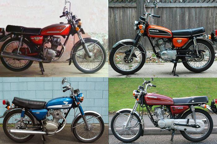 Terlihat serupa, ada perbedaan Honda CB dan Honda CG series yang sangat signifikan!