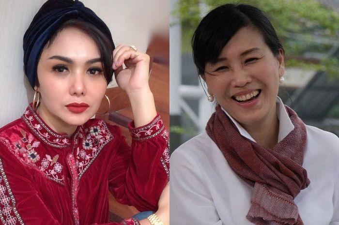 Penampilan Terbaru Veronica Tan Saat Rayakan Imlek 2019 Bersama Yuni Shara