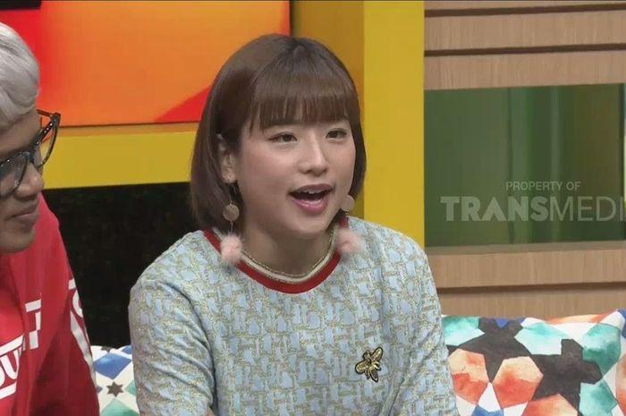 Haruka Nakagawa buka suara soal keluarganya.