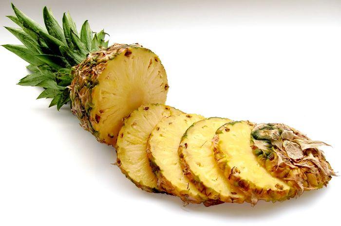 buah nanas yang memicu keguguran