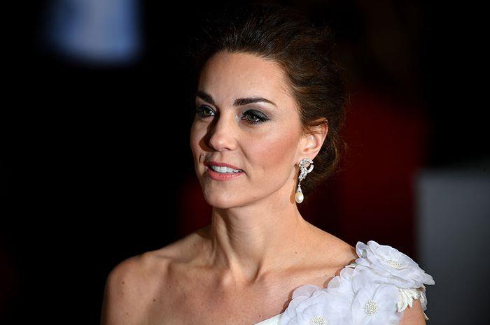 Tak Kalah Dari Selebriti yang Hadir, Begini Penampilan Kate Middleton dalam Acara BAFTA
