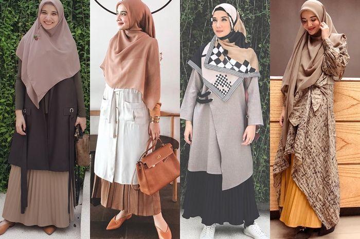 Pengalaman Seru Belanja Tunik Hijab Ala Zaskia Sungkar di Pusat Grosir Cililitan, Mulai dari 100 Ribuan?