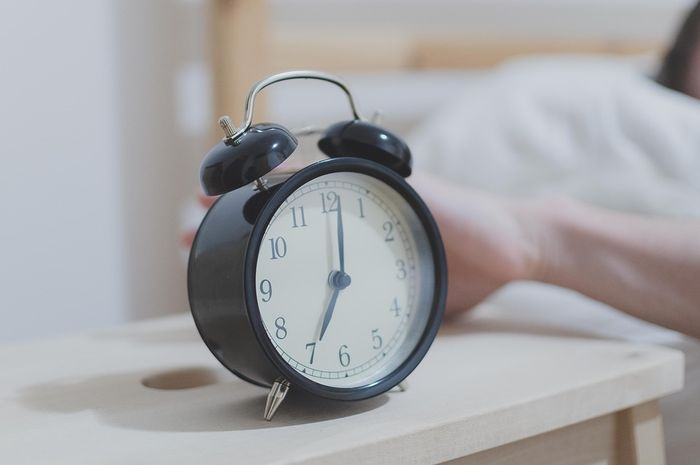 Cara Membiasakan Diri untuk bangun pagi