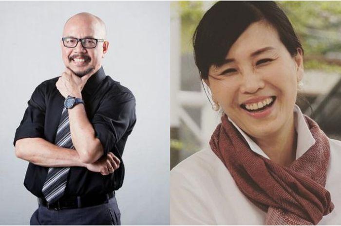 Andy F Noya ungkap karakter Veronica Tan, mantan istri Ahok