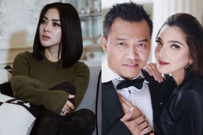 Disebut Rebut Anang Hermansyah, Ashanty Larang Suami Datang ke Nikahan Syahrini?