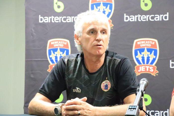 Ivan Kolev Girang Persija Berhasil Lolos ke Babak 8 Piala Indonesia