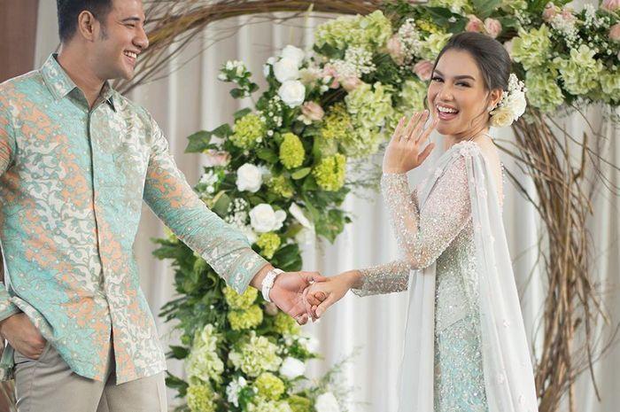 Ammar Zoni dan Irish Bella gelar pertunangan