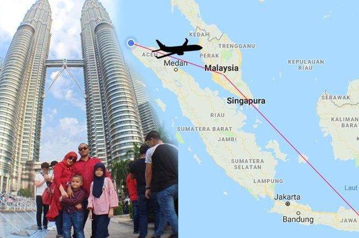 Pergi Pulang Banda Aceh Surabaya Via Kuala Lumpur Keluarga Ini Berhasil Hemat Rp32 Juta Ini Cerita Lengkapnya Semua Halaman Intisari