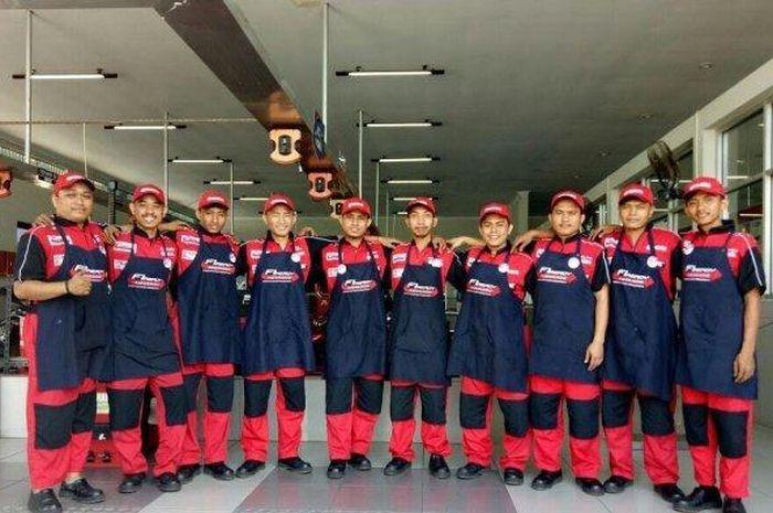 Team Service Gratis PT Suracojaya Abadi Motor