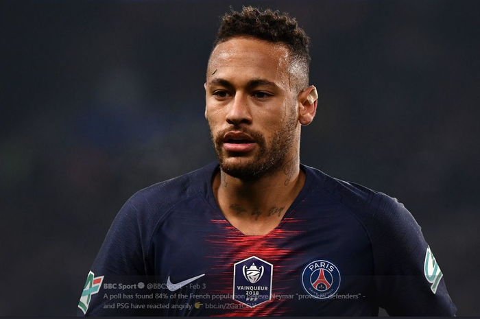 Bintang Paris Saint-Germain, Neymar Jr.
