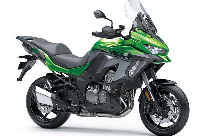 Kawasaki Versys 1000 yang baru