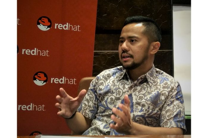Rully Moulany, Country Manager, PT Red Hat Indonesia