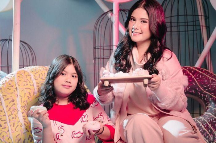 Annisa Pohan dan Almira Yudhoyono