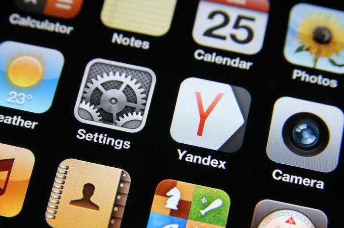 Yandex, situs paling populer di Rusia