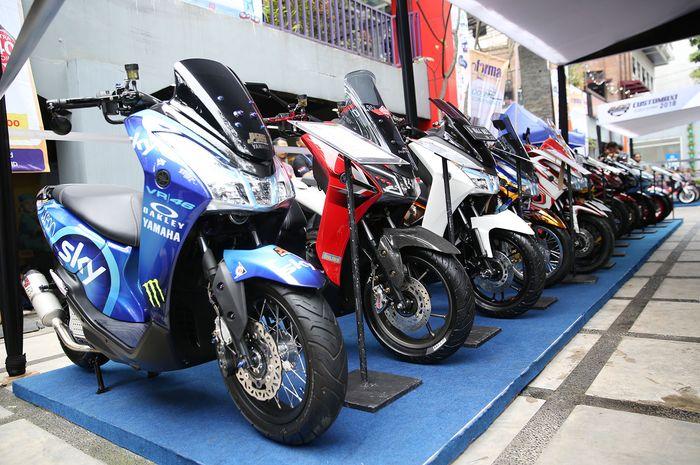Gelaran Custo MAXI di Bandung