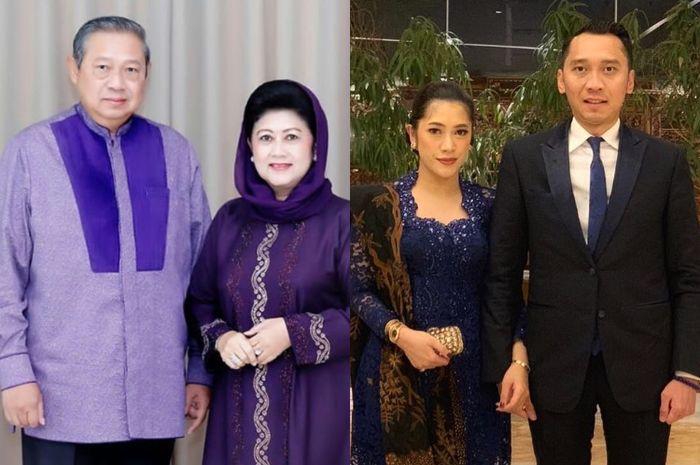 Menyayat Hati, Aliyah Rajasa Tuliskan Doa Kesembuhan untuk Sang Mertua, Ani Yudhoyono