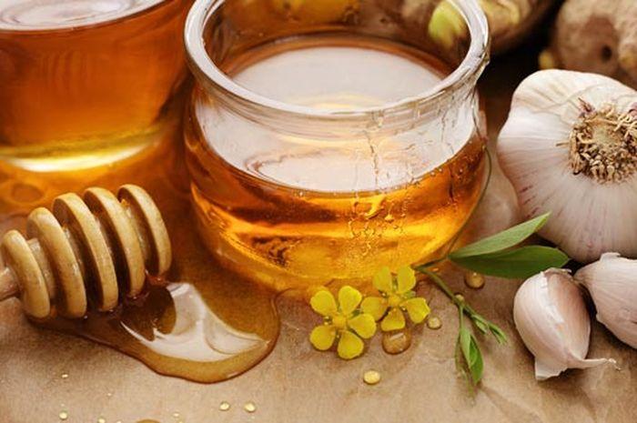 Bawang putih dan madu