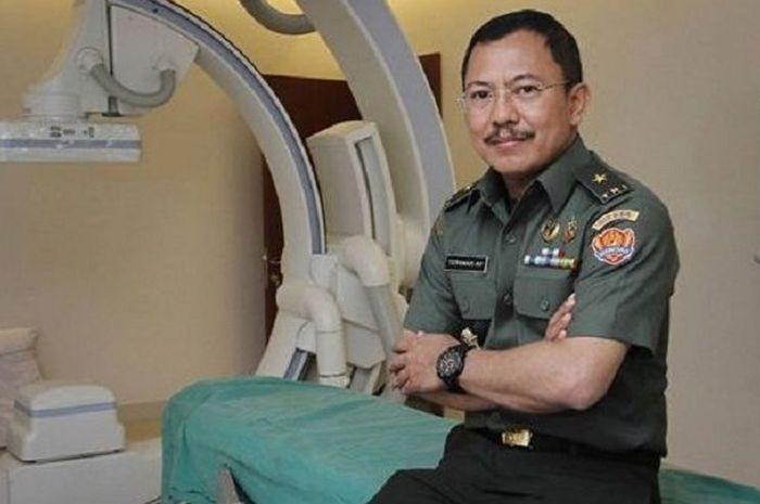 Mayor Jenderal (Mayjen) TNI dr Terawan Agus Putranto