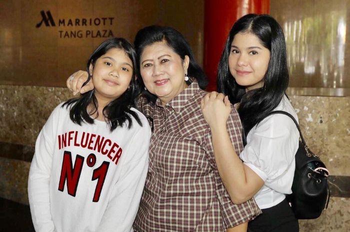 Menyayat Hati, Ini Bunyi Pesan Aira untuk Sang Nenek Ani Yudhoyono yang Terbaring Sakit