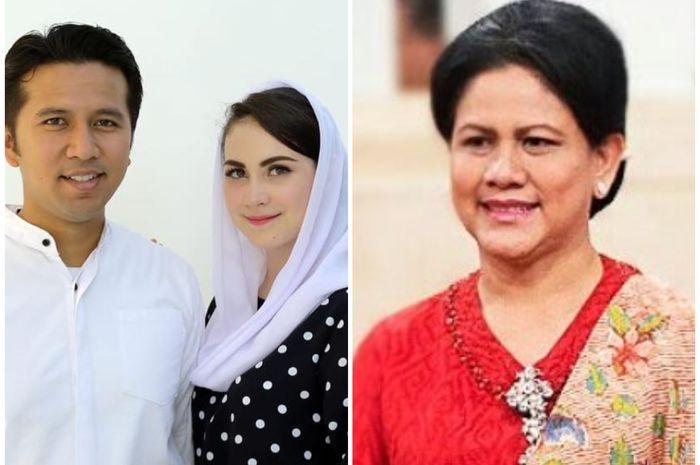 Iriana Jokowi Minta Arumi Bachsin Pepet Emil Dardak! Kenapa?