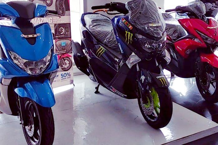 Beli Yamaha NMAX modif, garansi nggak hilang