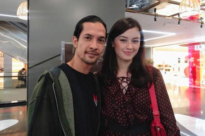 Kimberly Ryder saat ditemui Grid.ID dalam acara gala premiere Foxtrot Six Movie di XXI Plaza Indonesia, Jakarta Pusat, Rabu (13/2/2019).