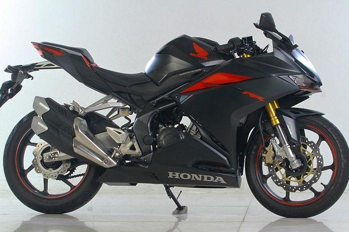 Honda CBR250RR.