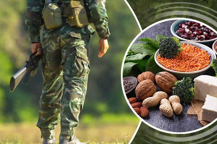 Diet ala Militer