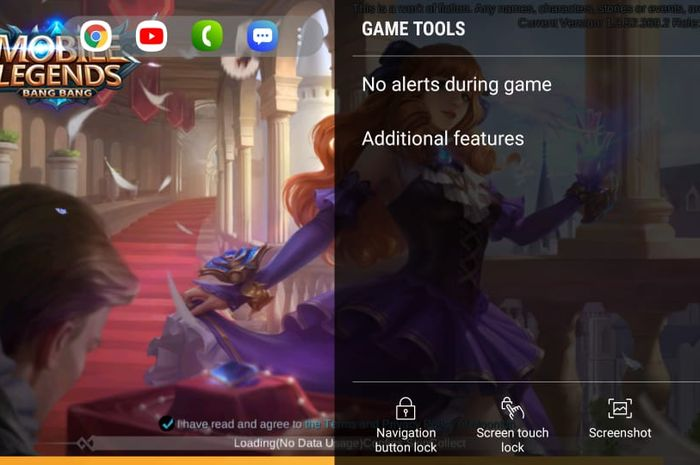Image result for samsung galaxy m20 Fitur Game Tools
