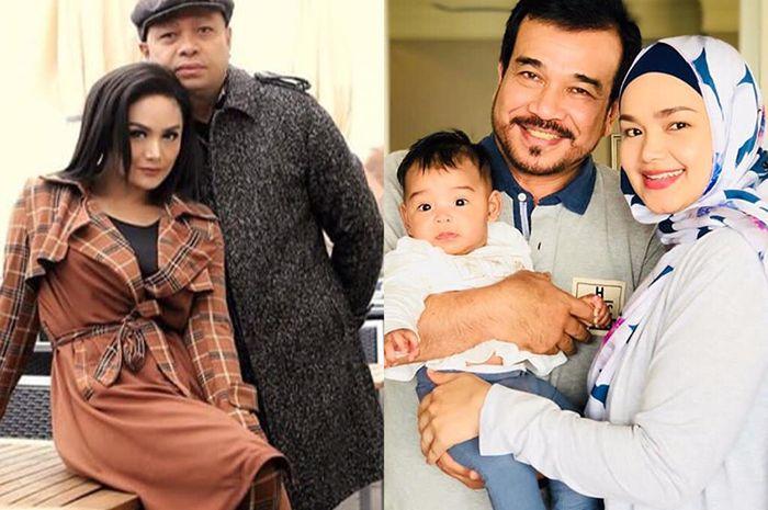 Sama-sama Pengusaha Kaya dan Nikahi Diva, Intip Perbedaan Pesta Ulang Tahun Suami KD dan Suami Siti Nurhaliza