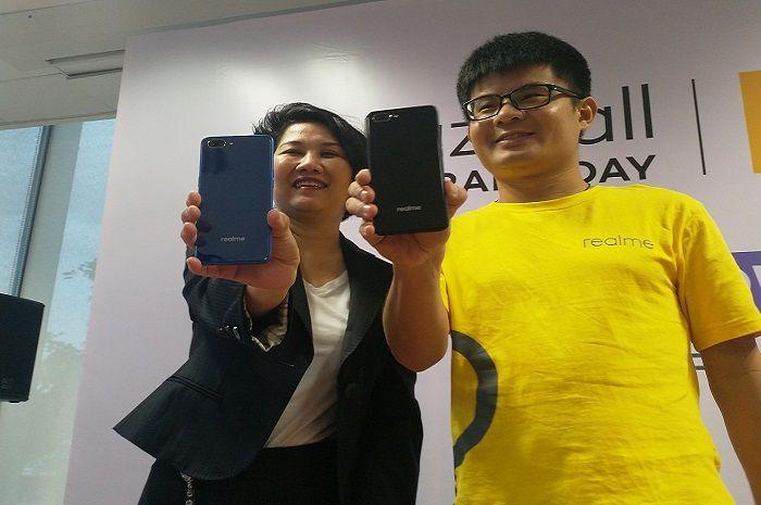 Realme C1 (2019),  Hape 4230mAh Terbaru Seharga Rp 1,6 Juta