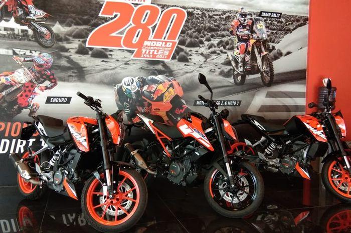 Dealer KTM Bekasi Galaxy berikan promo menarik