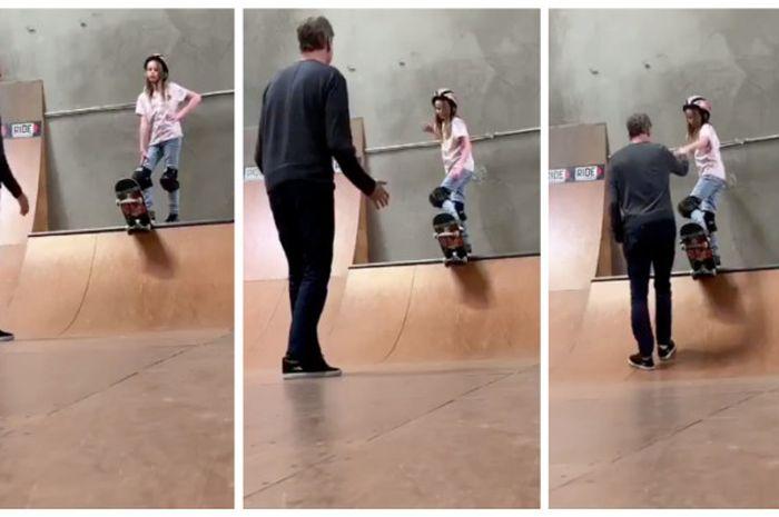Sang legenda olahraga ekstrim skateboard 3831a9c0b8