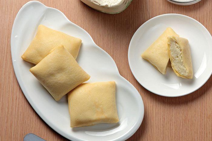 Resep Pancake Durian Khas Medan Yang Lembut Dan Harum Ini